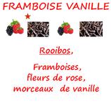FRAMBOISE VANILLE 100 G
