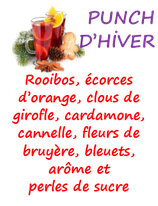 PUNCH D'HIVER 100G