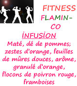 FITNESS FLAMINCO 100 G