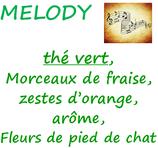MELODY 100 G