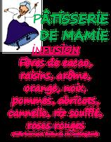 PATISSERIE DE MAMIE 100G