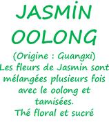 JASMIN OOLONG 100 G