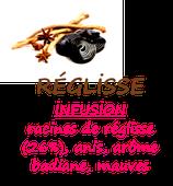 REGLISSE 100G