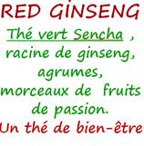 RED GINSENG 100 G