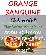 ORANGE SANGUINE 100 G