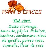 PAIN D'EPICES 100 G