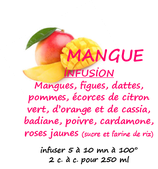 MANGUE 100 G
