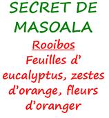 SECRET DE MASOALA 100 G