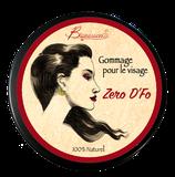 Gommage visage - Zero D'fo
