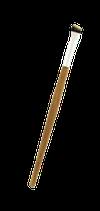 Pinceau fard à paupières biseauté - bambou