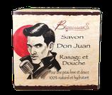 Savon douche et rasage - Don Juan