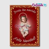 "Balconera ""NIÑO JESÚS"" Navidad"