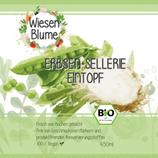 Bio-Erbsen-Sellerie-Eintopf (vegan )