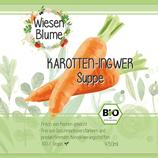 Bio-Kartotten-Ingwer-Suppe