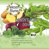Bio-Bauerngarten-Bowl (vegan )