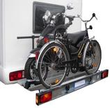 Porte-moto 150kg avec set pour 1 vélo