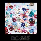 Deco-Konfetti - 40 - bunt