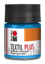 Textilfarbe Plus Hellblau 090