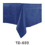 Tisch-Decke ROYAL BLAU