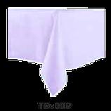 Tisch-Decke LILA