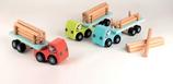 camion grumier bois