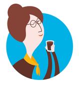 Tante Trudi's Kaffeeböhnchen