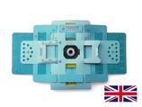 Foldscope Einsteigerset (englische Anleitung)