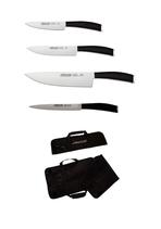 Juego de cuchillos de cocina Tango + bolsa de transporte