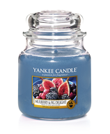 Yankee Candle Mulberry fig delight mittel