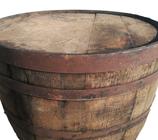 Renta de barril tequilero para 200 litros, reposo o decoración.