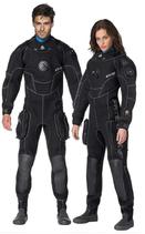 D10 Pro ISS Man Trockentauchanzug mit Beintasche