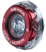 GoBe Red Spot 12° Light & Motion