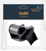 GoBe Helmet Mount Light & Motion