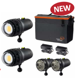 Sola Dive 2 X 15K Kit Light & Motion Video