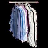 Kleiderschutz  WEISS, 105 cm