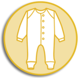 Schlafanzug ohne Fuss blau 45096