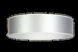 Plafón cachemire blanco 50X50X10 cm