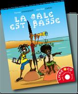 """Livre + CD """"La cale est basse"""""""