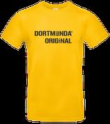 T-Shirt Herren gold Dortmunda Original#2