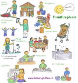 Familienplaner - Bilder