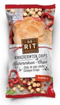 Kichererbsen Chips Paprika