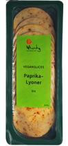 Paprika-Lyoner Aufschnitt