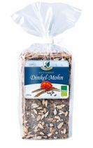 Knäckebrot Dinkel Mohn, 200 g