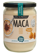 Maca High Energy Pulver, 175 g