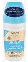 Deo Roll on Aloe Vera Salbei,  30 ml