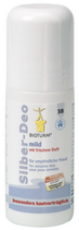 Silber Deo mild