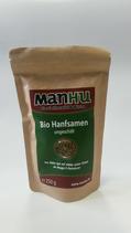 Bio Hanfsamen ungeschält, 250 g