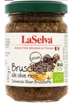 Bruschetta Dunkle Olive