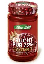Frucht Pur Granatapfel