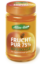 Frucht Pur Aprikose